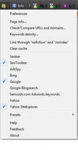seo quake1 157x300 How to Find Good Text Links   Keyword Rank