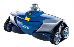 MX8 Robot Pool Cleaner