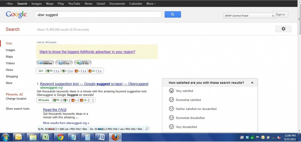 serp feedback popup 1024x485 Spotted: Google Search Results Feedback Pop up