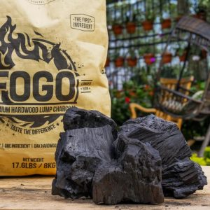 Fogo Hardwood Lump Charcoal