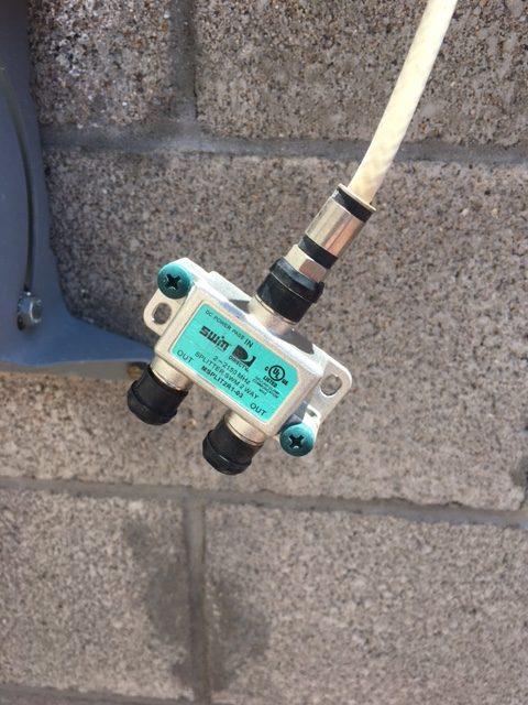 HD-antenn hookup